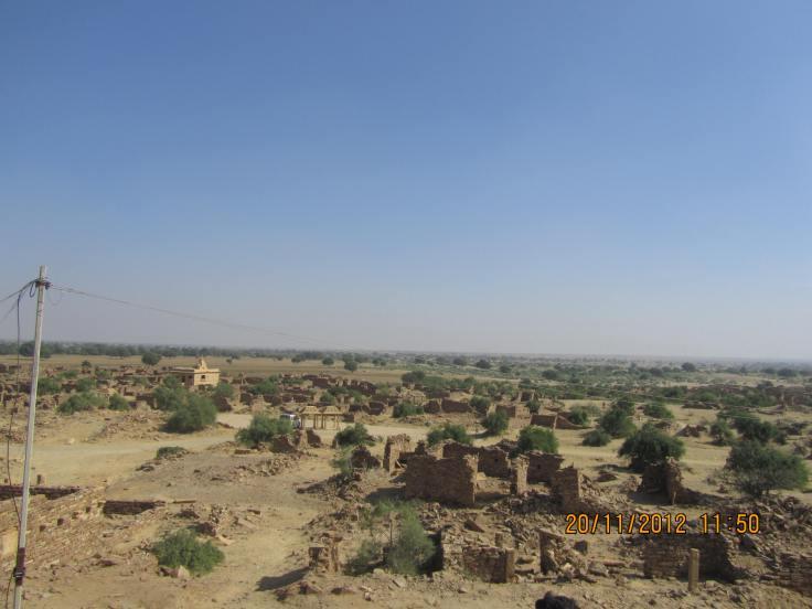 Bhagna  Avshesh of Village Khambha
