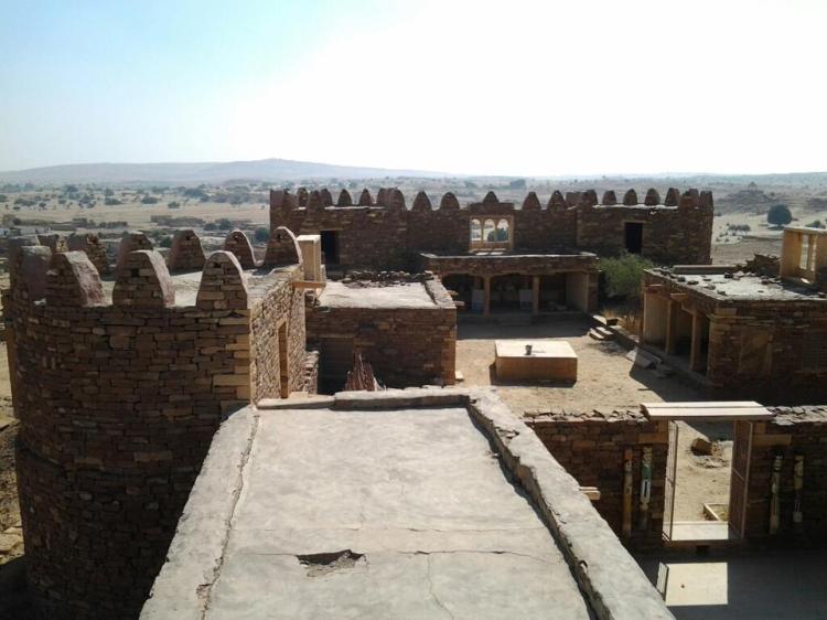 khambha fort
