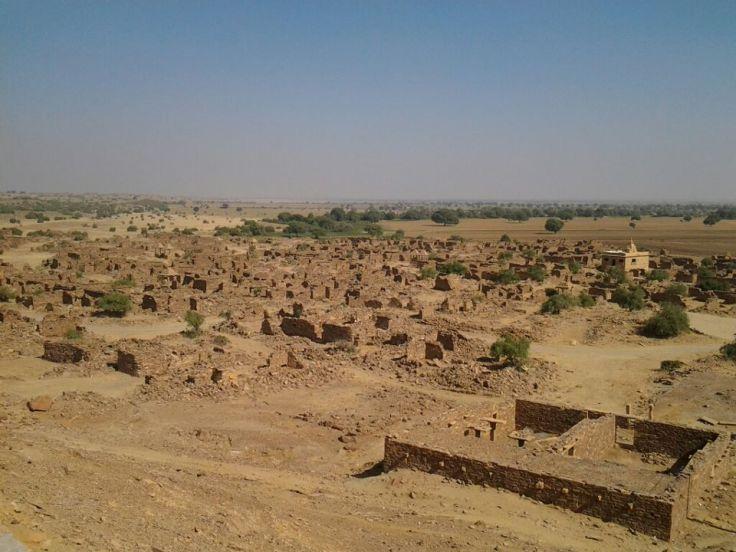 Ruins of Khambha Village